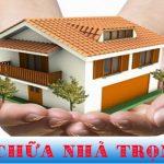 Sửa nhà quận Bình Thạnh giá rẻ tiết kiệm 50%