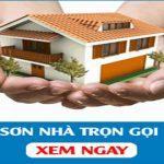 Thợ sơn nhà tại quận Bình Tân đẹp