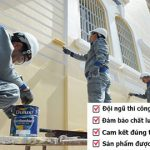 Thợ sơn nhà tại quận Tân Phú chuyên nghiệp