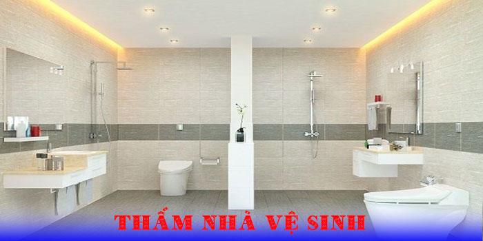 Chống thấm nhà vệ sinh triệt để tại Tphcm, Bình Dương, Đồng Nai
