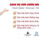 Chuyên dịch vụ sửa máy bơm nước tại nhà tphcm