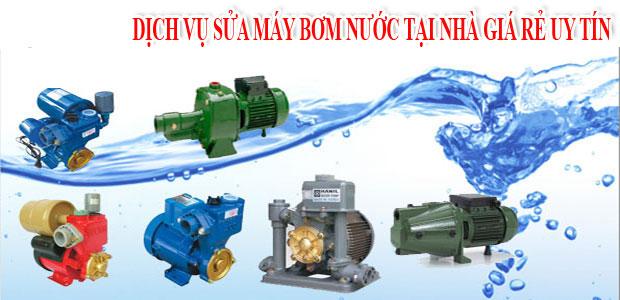 Chuyên dịch vụ sửa máy bơm nước tại nhà