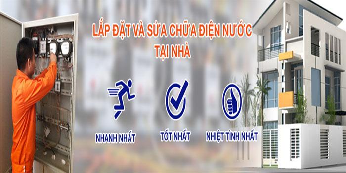 Dịch vụ sửa chữa điện nước tại nhà Tphcm - Sửa Nhà Thuận Phát