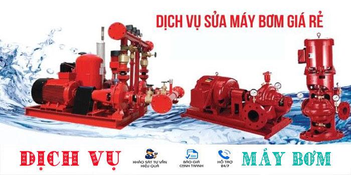 Dịch vụ thợ sửa máy bơm nước tại nhà quận 4