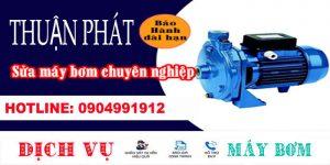 Sửa máy bơm nước tại nhà quận Gò Vấp