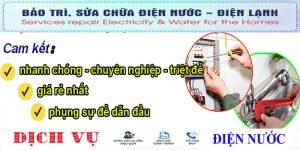 thợ chuyên nhận sửa ống nước tại quận Tân Bình