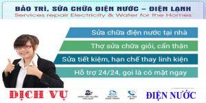 Thợ chuyên nhận sửa ống nước tại quận Tân Phú