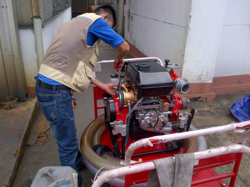 Sửa máy bơm nước nhanh
