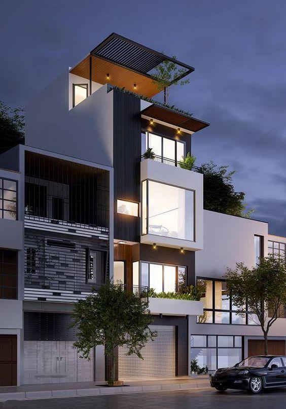 Xem các mẫu nhà phố đẹp