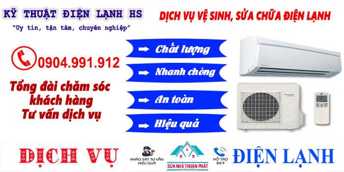 Báo giá sửa chữa máy lạnh giá rẻ nhất