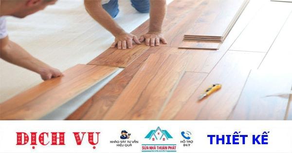 Báo giá thi công làm sàn gỗ tại nhà